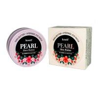 Гидрогелевые патчи Petitfee для кожи вокруг глаз с жемчугом и маслом ши Koelf Pearl & Shea Butter Ey
