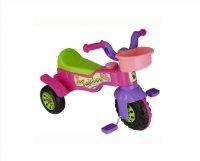 """Трехколесный велосипед Pilsan """"Rainbow""""  розовый"""