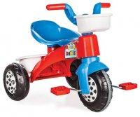 """Трехколесный велосипед Pilsan """"Atom Bike""""  красно-сине-белый"""