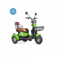Трицикл Rutrike Шкипер (Зеленый)