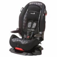 Детское автокресло Safety 1st Summit Booster (Черный/Серый)