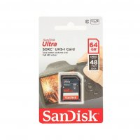 Карта памяти SanDisk Ultra SDXC 64GB 48MB/s Class 10 UHS-I
