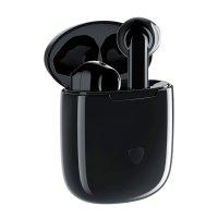 Беспроводные наушники SoundPEATS TWS TrueAir QCC3020, черные