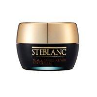 Крем для ухода за кожей вокруг глаз с муцином Черной улитки Black Snail Repair Eye Cream, Steblanc
