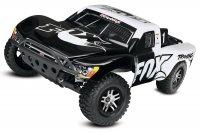 Радиоуправляемая машина TRAXXAS Slash 1/10 2WD VXL TSM (Чёрно-белый)