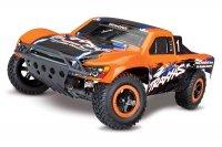 Радиоуправляемая машина TRAXXAS Slash 1/10 2WD VXL TSM (Оранжевый)