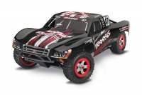 Радиоуправляемая машина TRAXXAS Slash 1/16 4WD (Чёрный)