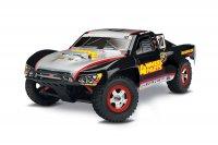 Радиоуправляемая машина TRAXXAS Slash 1/16 4WD (Чёрно-серый)