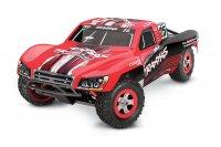Радиоуправляемая машина TRAXXAS Slash 1/16 4WD (Красный)