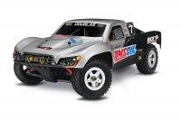 Радиоуправляемая машина TRAXXAS Slash 1/16 4WD (Серый)