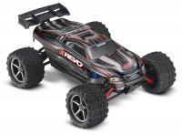 Радиоуправляемая машина TRAXXAS E-Revo 1/16 4WD Brushed (Чёрный)