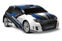 Радиоуправляемая машина TRAXXAS LaTrax Rally 1/18 4WD (Синий)
