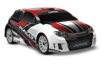 Радиоуправляемая машина TRAXXAS LaTrax Rally 1/18 4WD (Красный)