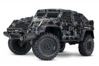 Радиоуправляемая машина TRAXXAS TRX-4 Tactical Unit 1/10 4WD