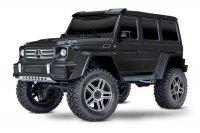 Радиоуправляемая машина TRAXXAS TRX-4 Mercedes G 500 1:10 4WD (чёрный)