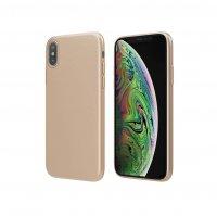 Чехол Vipe для Apple iPhone XS, Color ( золотой)