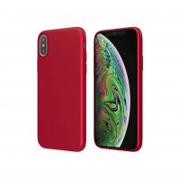 Чехол Vipe для Apple iPhone XS, Color ( красный)