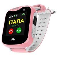 Часы-телефон WOCHI STARKS  (Розовый)
