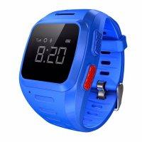 Часы-телефон WOCHI GOZO (Синий)