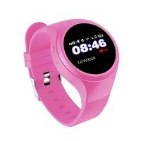 Часы-телефон WOCHI ZOOMIX (Розовый)