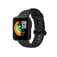 Смарт-часы Xiaomi Mi Watch Lite (Black) REDMIWT02 (BHR4704RU)