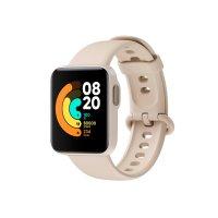 Смарт-часы Xiaomi Mi Watch Lite (Ivory) REDMIWT02 (BHR4706RU)