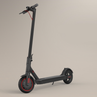 Электросамокат Xiaomi Mi M365 Pro Mijia Electric Scooter  Black
