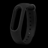 Ремешок для фитнес-браслета Xiaomi Mi Band 3/4 Strap (Black)